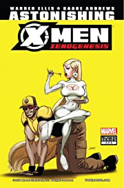 Astonishing X-Men: Xenogenesis #3 (of 5)