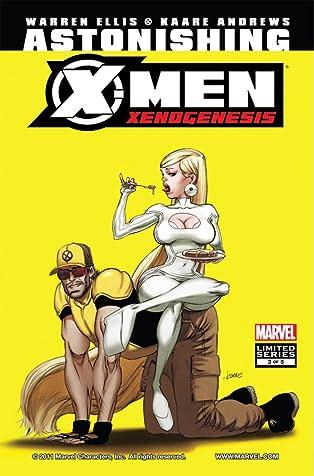 Astonishing X-Men: Xenogenesis #3 (of 5)