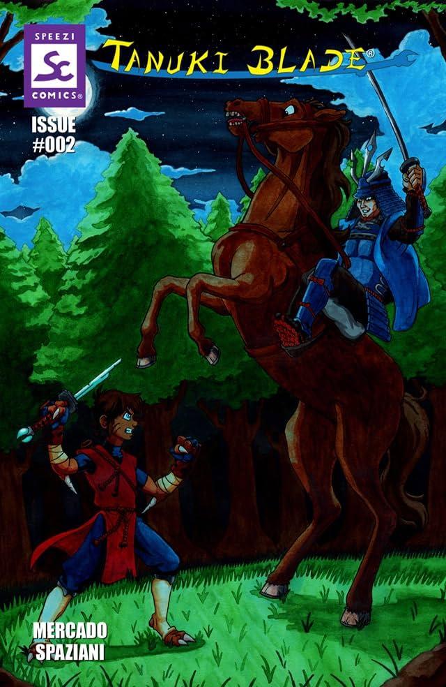 Tanuki Blade #2
