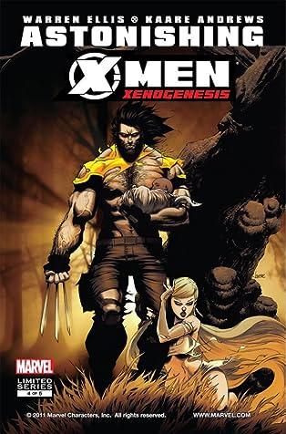 Astonishing X-Men: Xenogenesis #4 (of 5)