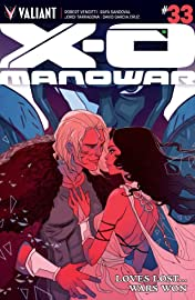 X-O Manowar (2012- ) #33: Digital Exclusives Edition