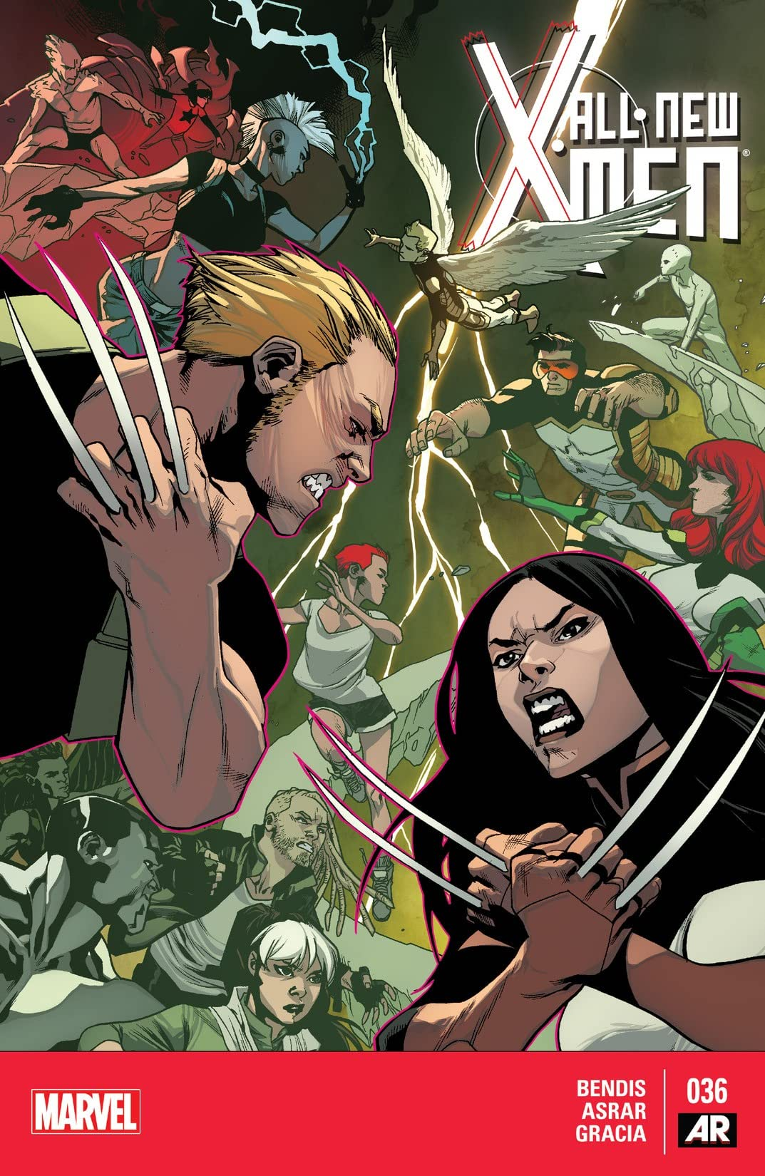 All-New X-Men (2012-2015) #36