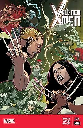 All-New X-Men (2012-2015) #36