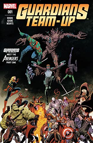 Guardians Team-Up (2015) #1