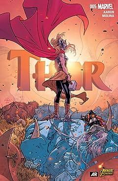 Thor (2014-2015) #5