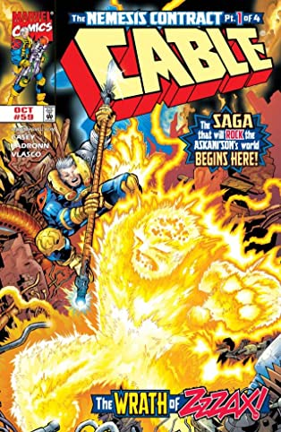 Cable (1993-2002) #59