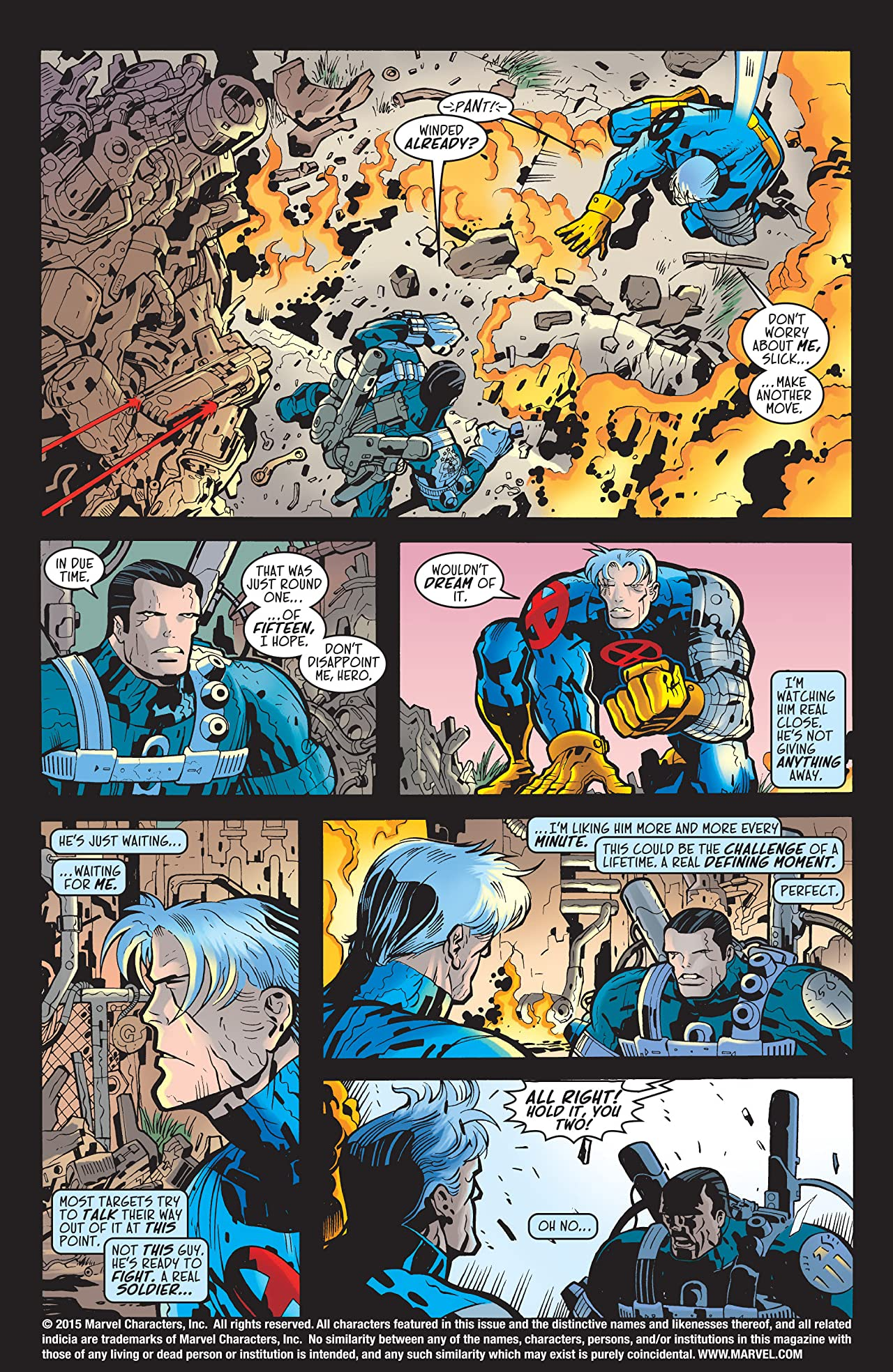 Cable (1993-2002) #60
