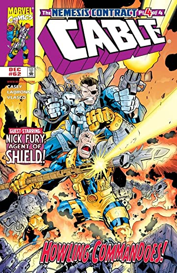 Cable (1993-2002) #62