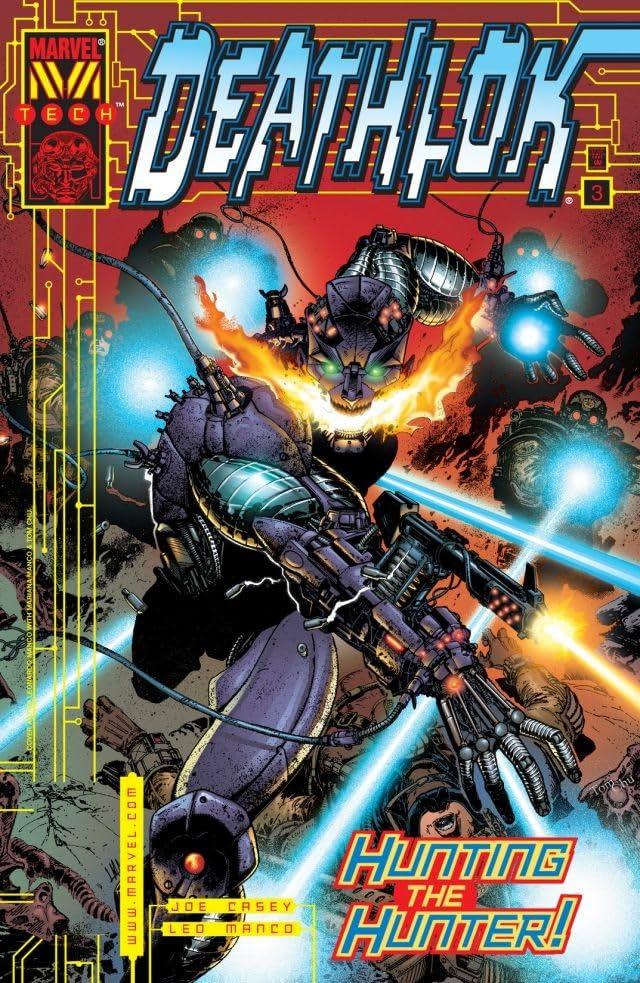 Deathlok (1999-2000) #3