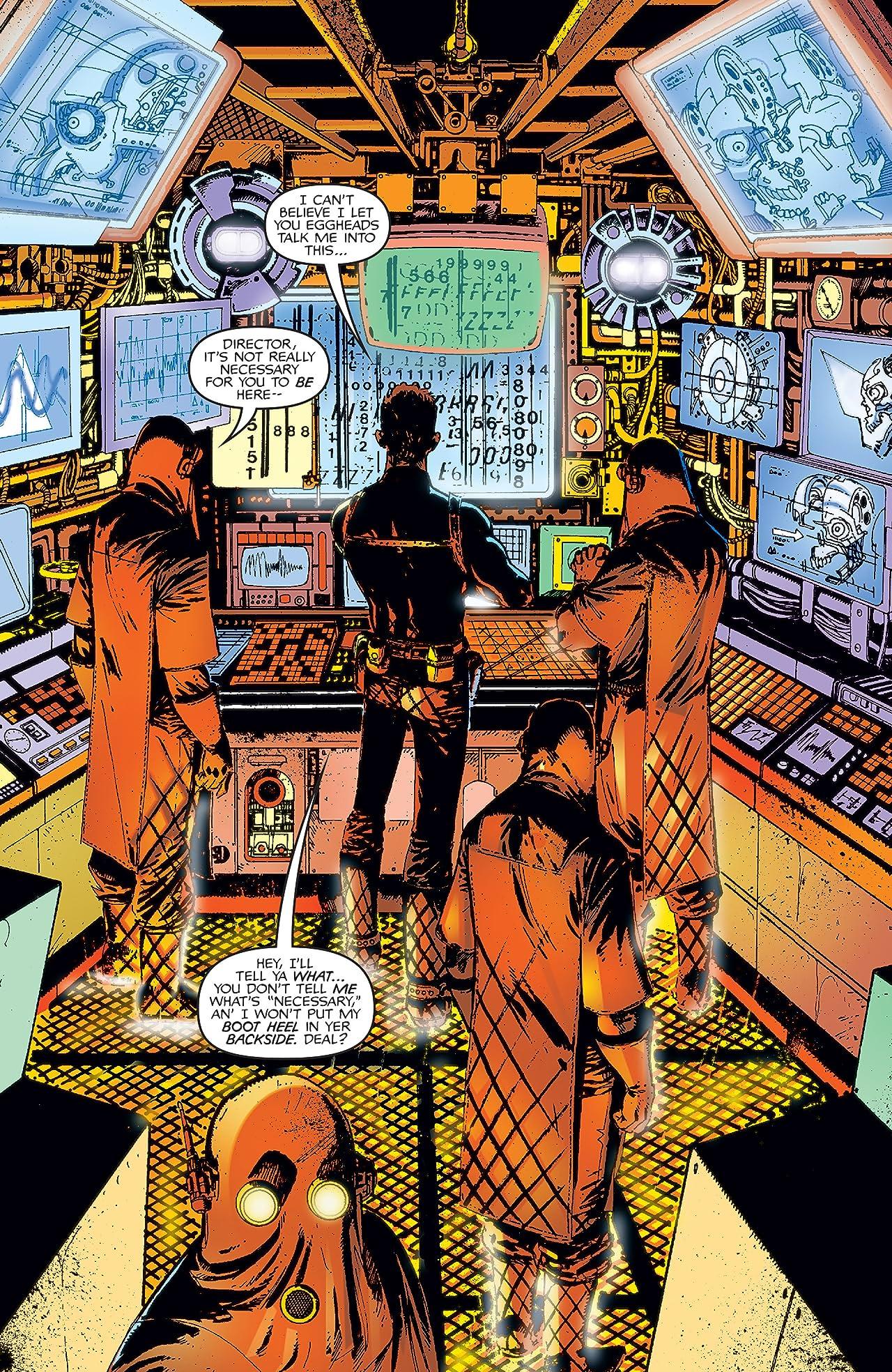 Deathlok (1999-2000) #5