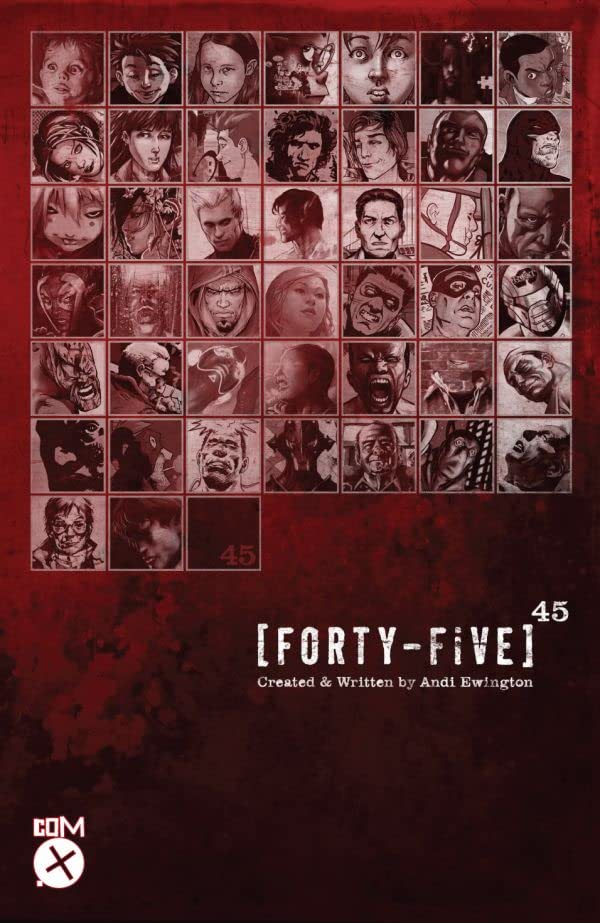 45 (Forty-Five) Preview