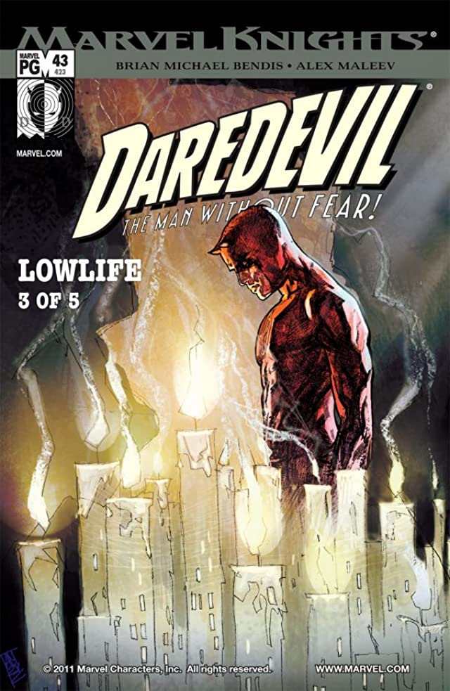 Daredevil (1998-2011) #43