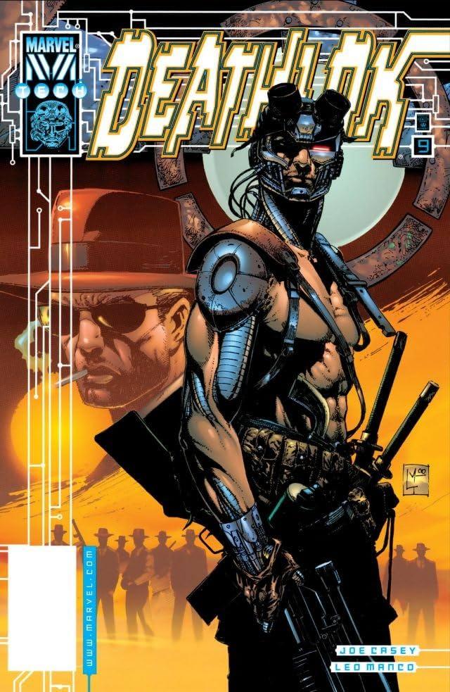 Deathlok (1999-2000) #9