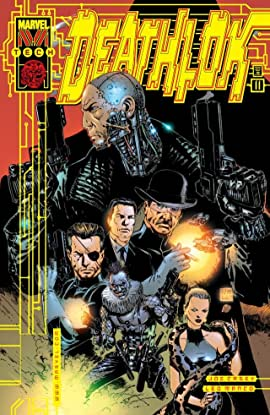 Deathlok (1999-2000) #11