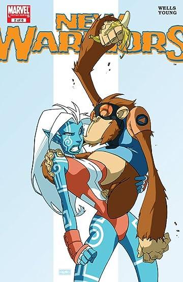 New Warriors (2005) #2 (of 6)