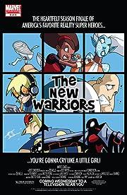 New Warriors (2005) #6 (of 6)