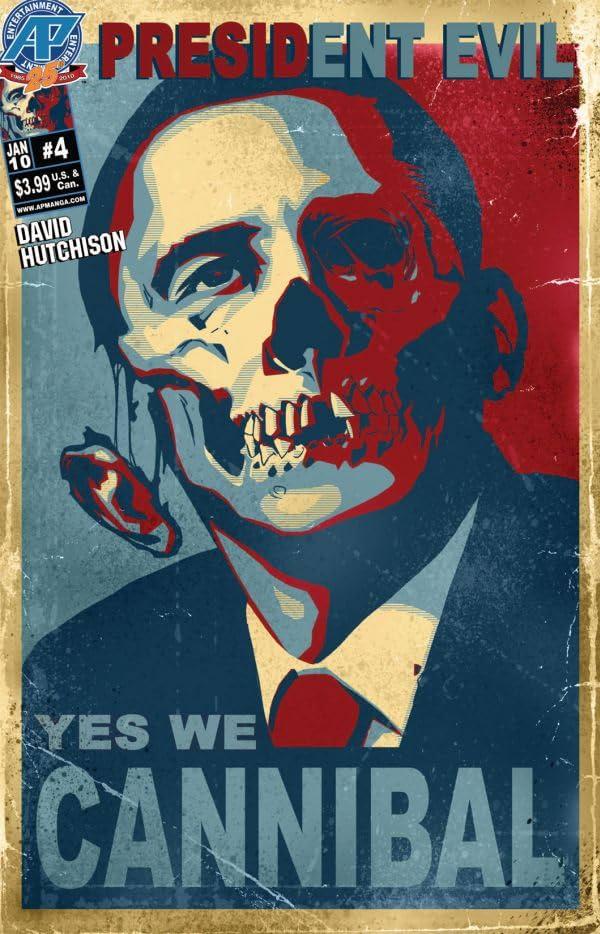 President Evil #4
