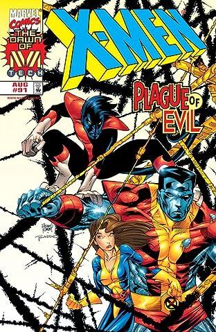X-Men (1991-2001) #91