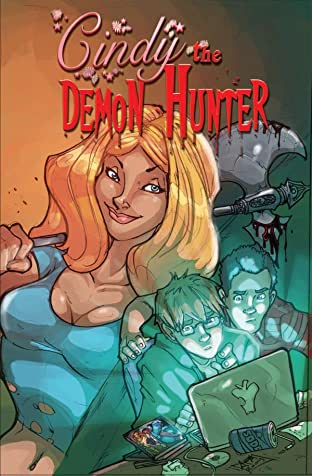 Cindy the Demon Hunter Preview