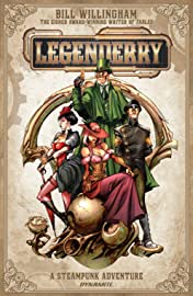 Legenderry: A Steampunk Adventure