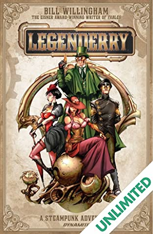 Legenderry: A Steampunk Adventure