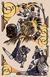Suffrajitsu: Mrs. Pankhurst's Amazons #2 (of 3)