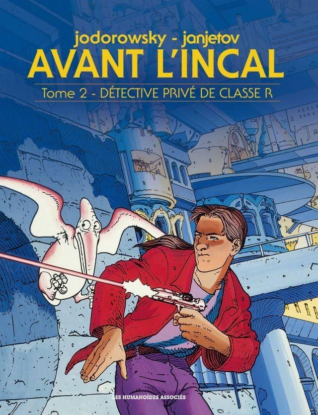 Avant l'Incal Vol. 2: Détective privé de classe  R