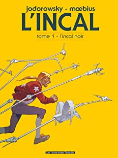L'Incal Vol. 1: L'Incal noir
