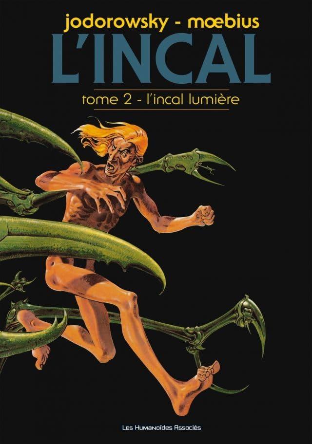L'Incal Tome 2: L'Incal lumière