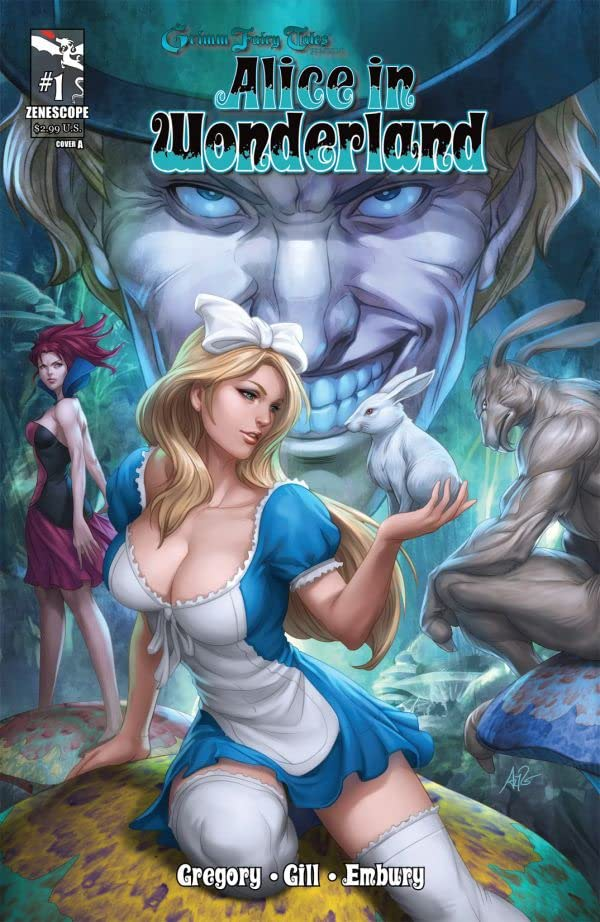 Alice In Wonderland #1