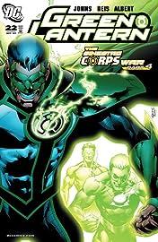 Green Lantern (2005-2011) #22