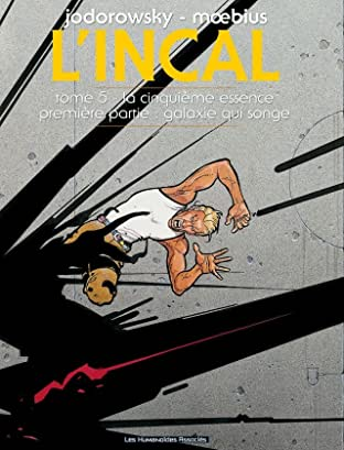 L'Incal Vol. 5: La Cinquième Essence