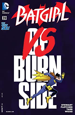 Batgirl (2011-2016) #39