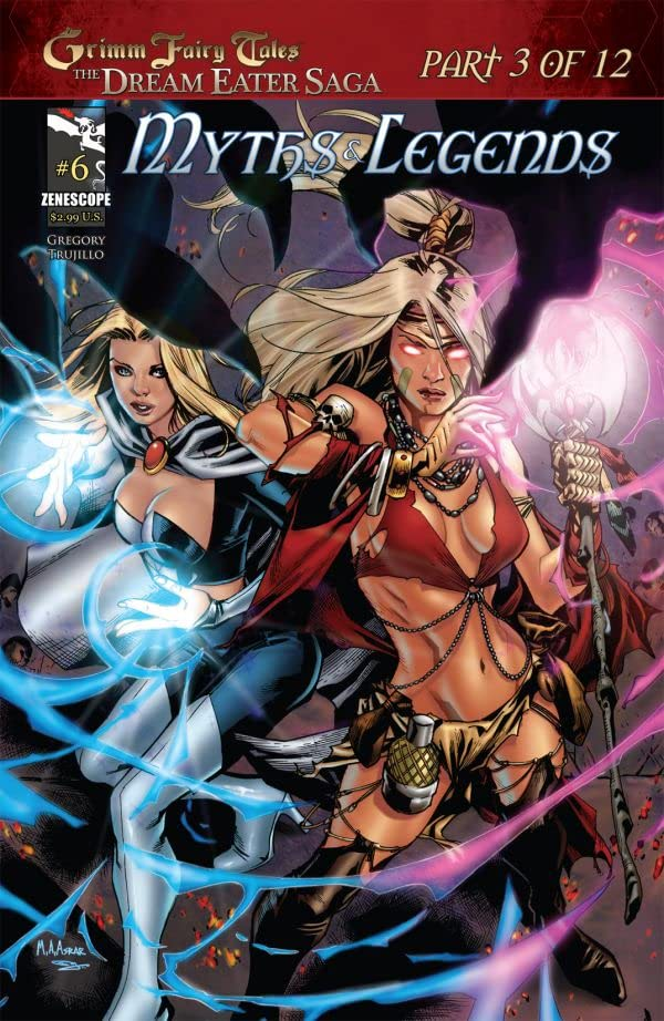 Grimm Fairy Tales: Myths & Legends #6