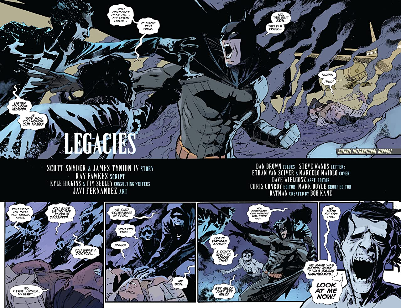 Batman Eternal (2014-2015) #45