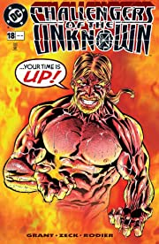Challengers of the Unknown (1997-1998) No.18