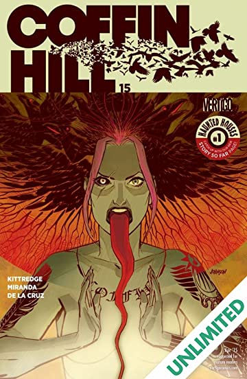 Coffin Hill (2013-2015) #15 - Comics by comiXology