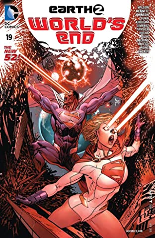Earth 2: World's End (2014-2015) #19