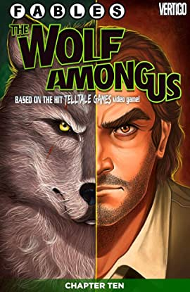Fables: The Wolf Among Us No.10