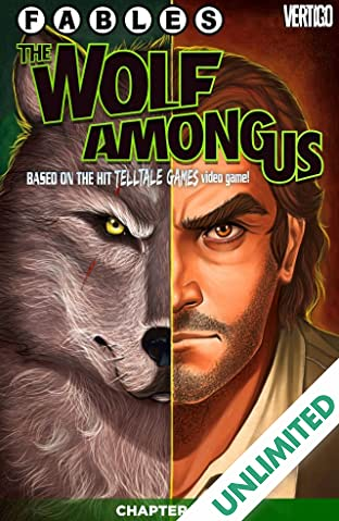 Fables: The Wolf Among Us #10