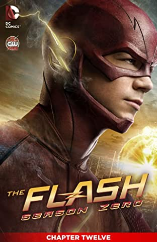 The Flash: Season Zero (2014-2015) No.12