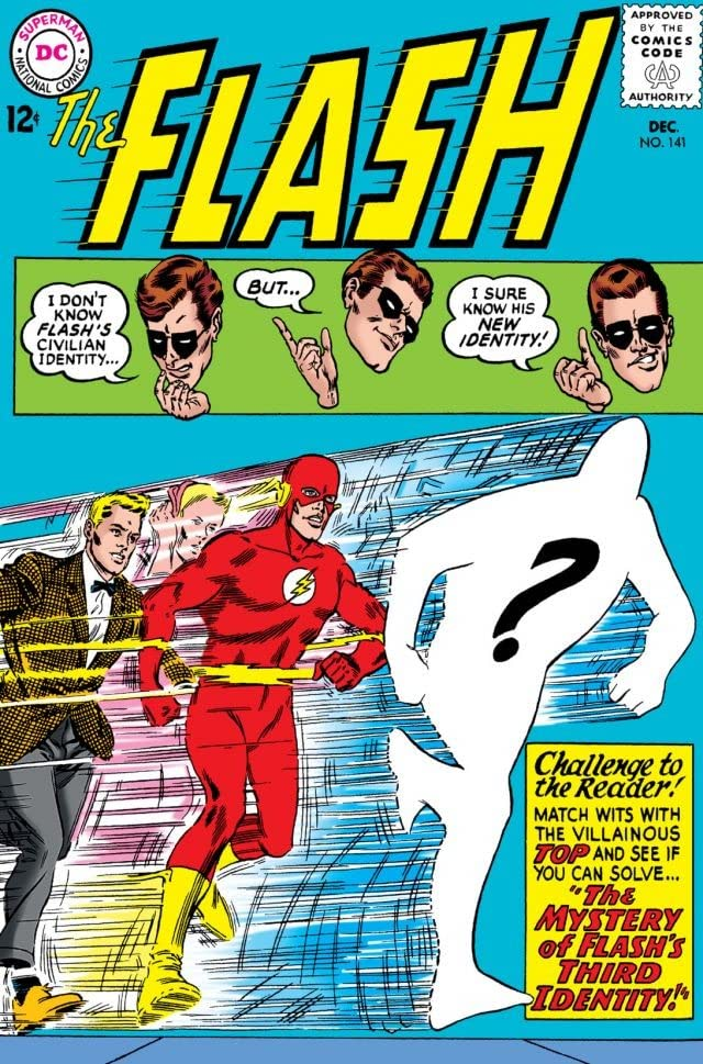 The Flash (1959-1985) #141