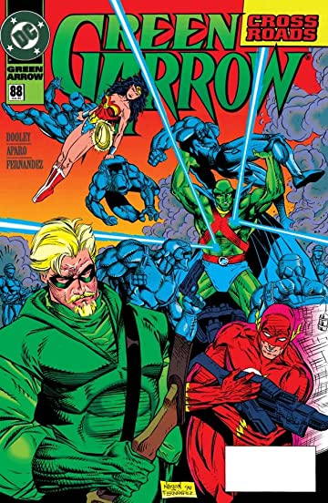 Green Arrow (1988-1998) #88