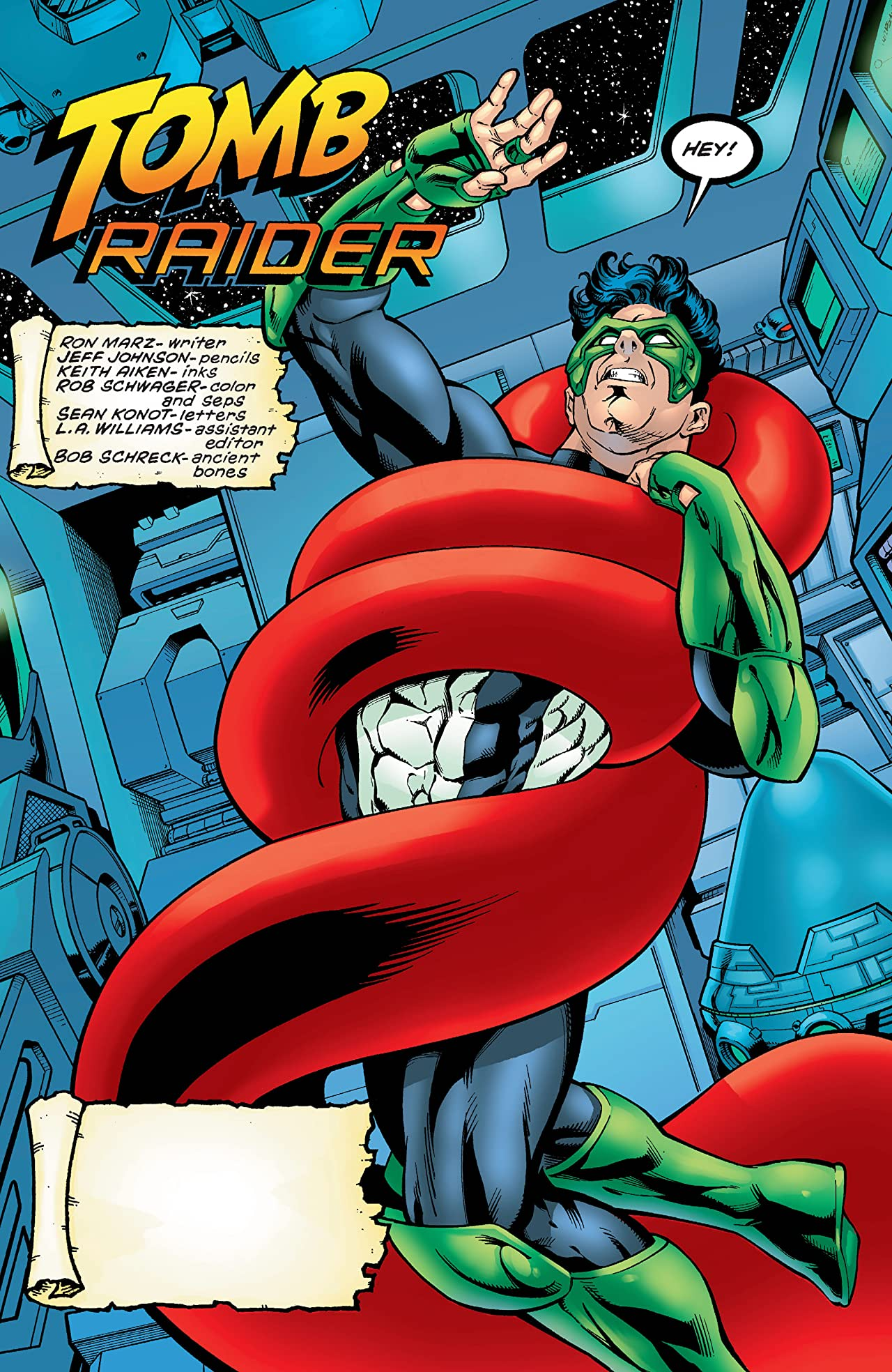 Green Lantern (1990-2004) #125