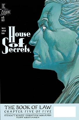 House of Secrets (1996-1998) No.15