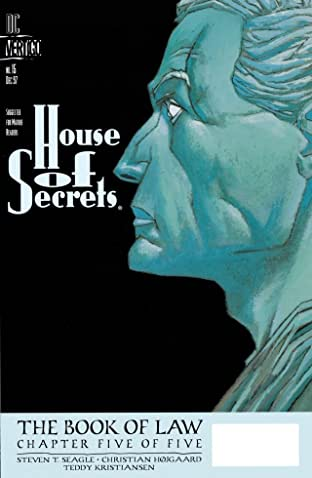House of Secrets (1996-1998) No.15