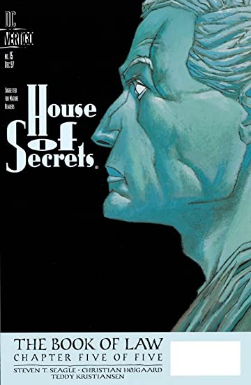House of Secrets (1996-1998) #15