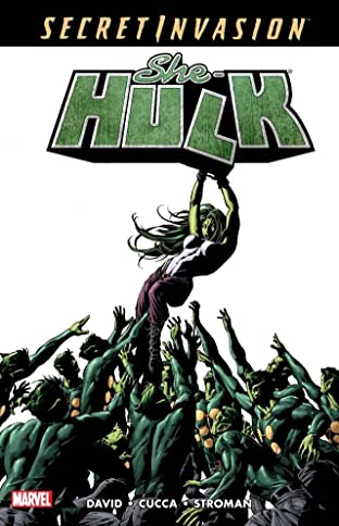 She-Hulk Tome 8: Secret Invasion