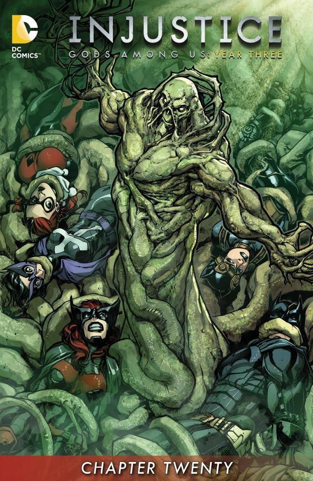 Injustice: Gods Among Us: Year Three (2014-2015) #20