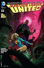 Justice League United (2014-) #9